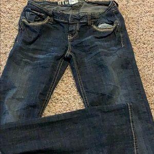 Hydraulic Juniors Jeans size 5/6 Boot cut